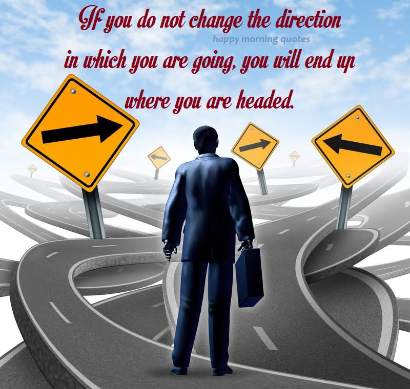 Change the Direction