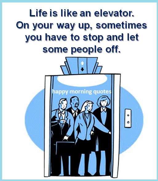 life-is-like-an-elevator