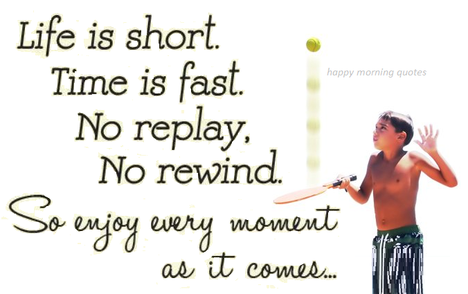 live-is-short-no-replay